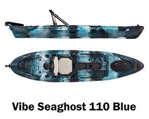 Vibe Seaghost 110 Blue