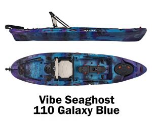 Vibe Seaghost 110 Galaxy Blue