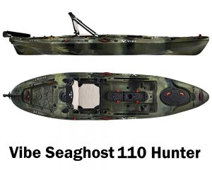 Vibe Seaghost 110 Hunter
