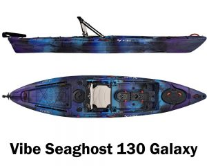 Vibe Seaghost 130 Galaxy